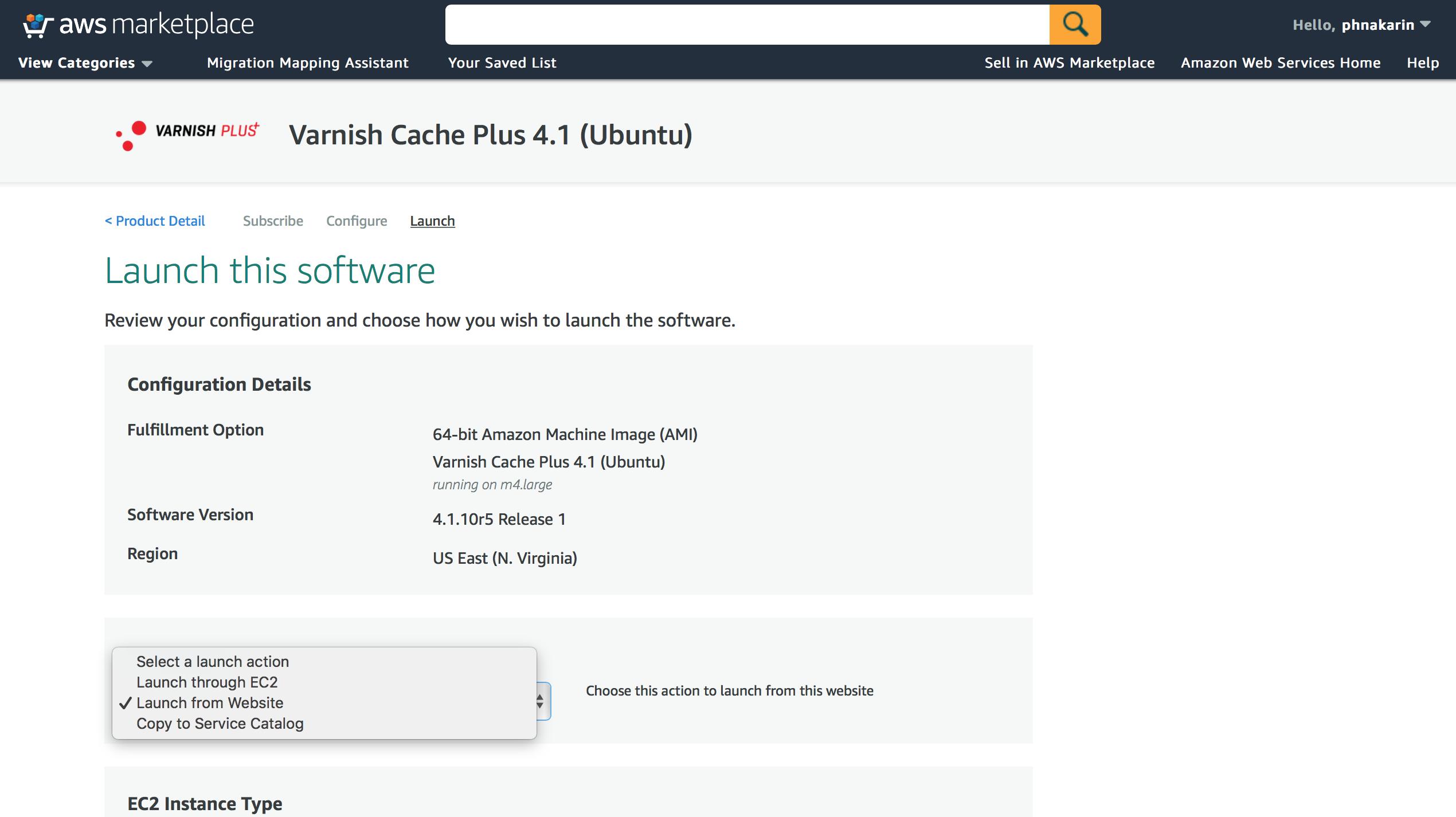 Amazon Web Services Marketplace - Varnish Cloud - Varnish